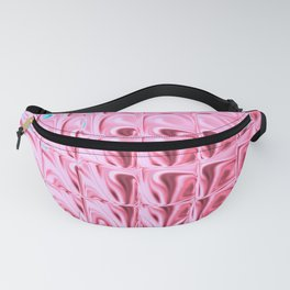 Square Glass Tiles 58 Fanny Pack