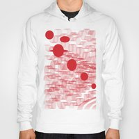 planets Hoodies featuring red planets by Loosso