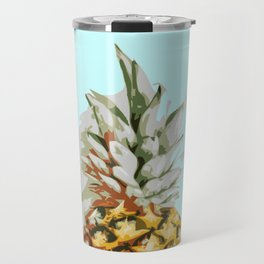 Summer Pineapple Travel Mug