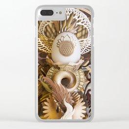 Illuminest Clear iPhone Case