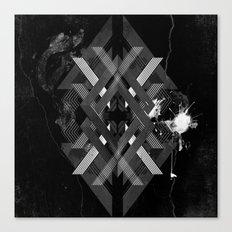 Geometrica - Redux Canvas Print