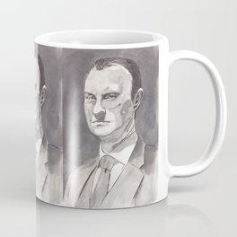 Mark Gatiss as Mycroft Holmes Coffee Mug
