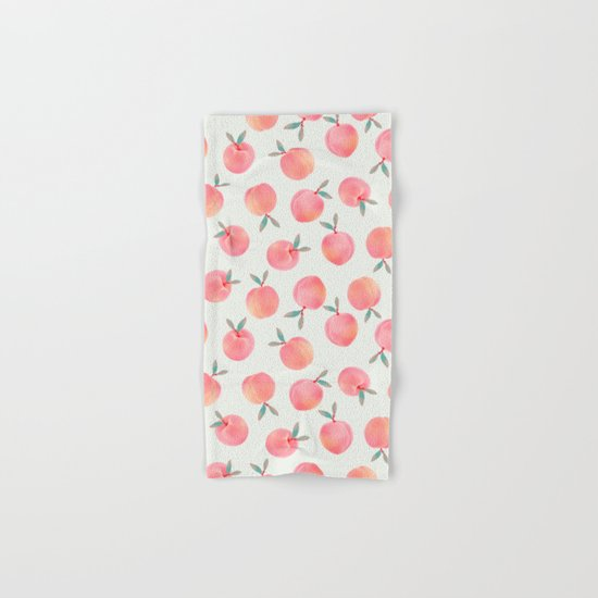 PEACH Hand & Bath Towel