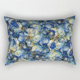 Danube Sparkling Roses Rectangular Pillow