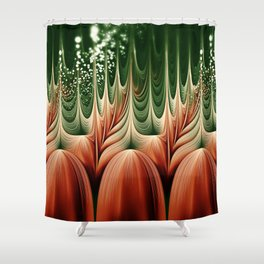 Soul Extract Shower Curtain