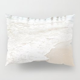 Huntington Beach Wave // California Ocean Sandy Beaches Surf Country Pacific West Coast Photography Pillow Sham