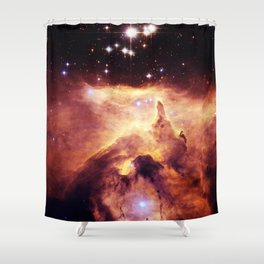 Pismis 24-1 Shower Curtain