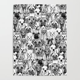 just dogs Poster