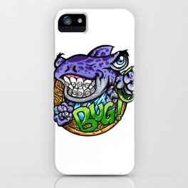 Shark Time! iPhone Case