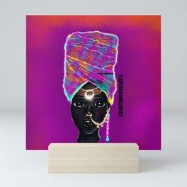 Empress Mali Mini Art Print