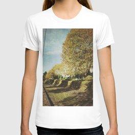 Railway line T-shirt
