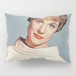 Julie Andrews, Movie Legend Pillow Sham