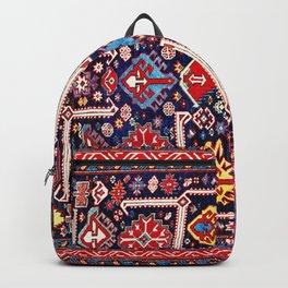 Kuba Afshan East Caucasus Antique Rug Backpack