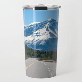 Canadian Rockies - Icefields Parkway Highway 93 Travel Mug