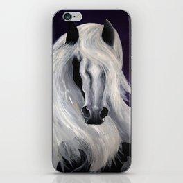 Irish Cob Horse iPhone Skin