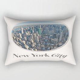 Eye Spy NYC Rectangular Pillow