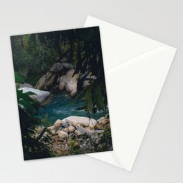Secret Pool Stationery Cards