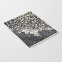 Crackled Notebook