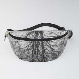 Winter Reflection Fanny Pack