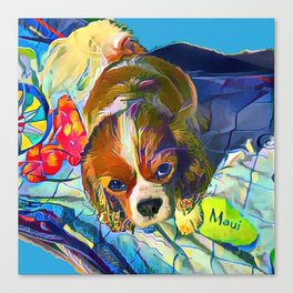 Take Me To Maui! Canvas Print