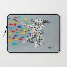 Dalmatian Laptop Sleeve