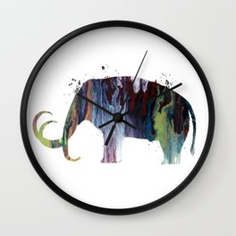 Mammoth Wall Clock