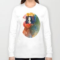lucy Long Sleeve T-shirts featuring Lucy by Ecsentrik