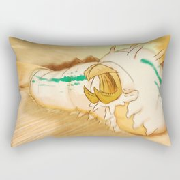 SANDWORM Rectangular Pillow