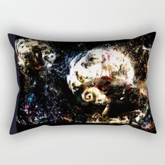 nightmare before christmas Rectangular Pillow