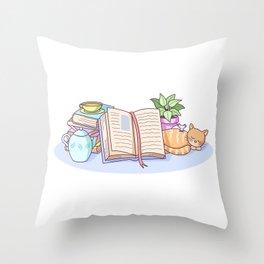 Sunday Dream Throw Pillow