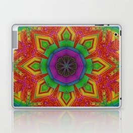 Dynamic Mandala || #society6 #buy #psychedelic Laptop & iPad Skin