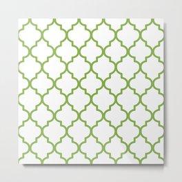 Pantone, Greenery 1 Metal Print