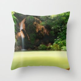 Caldeira Velha Throw Pillow