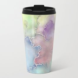 Soft Cracks  Travel Mug