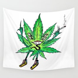 Party Leaf Wall Tapestry