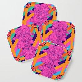 Orchidaceae Coaster