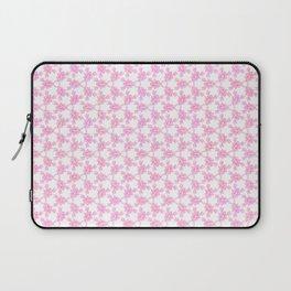 Thistles in Rose Laptop Sleeve