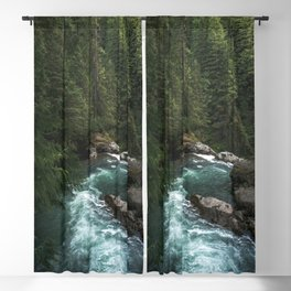 The Lost River - Pacific Northwest Blackout Curtain