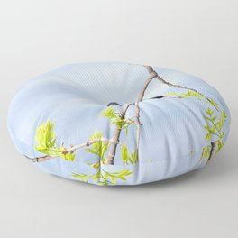 Spring King Floor Pillow