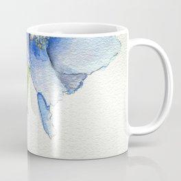 Blues In Nepal Coffee Mug