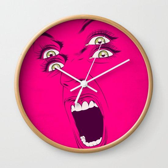 M. Wall Clock