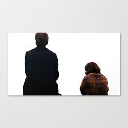 Heartless Canvas Print