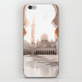 Mezquita Sheikh Zayed iPhone Skin