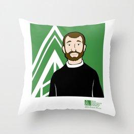 Parish Picnic_004 Throw Pillow