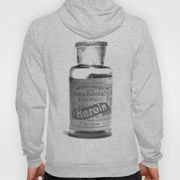 Vintage Heroin Medicine Bottle Hoody
