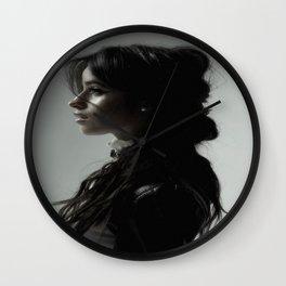 Camila Cabello 2 Wall Clock