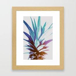 Tropical Top Framed Art Print