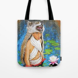 """""""Purfication"""" Tote Bag"""