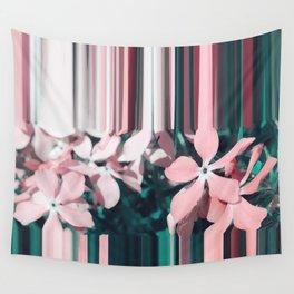 glitch Wall Tapestry