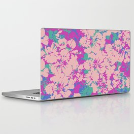 Floral Laptop & iPad Skin